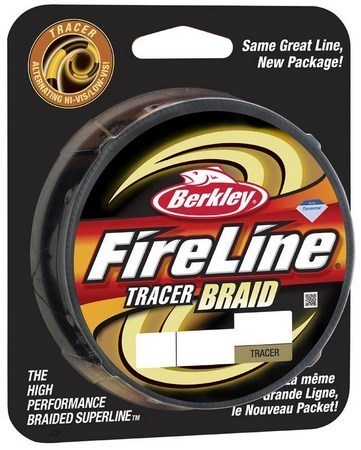 TRENZADO BERKLEY FIRELINE TRACER BRAID