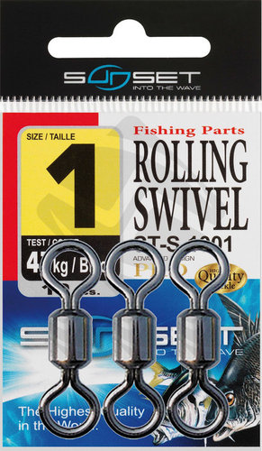 ROLLING SWIVEL ST-S-1001