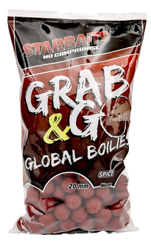 BOILIES STARBAITS GRAB & GO SPICE