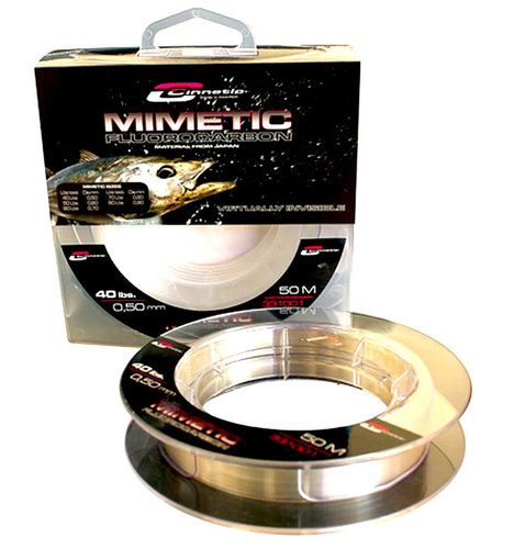 FLUOROCARBON MIMETIC CINNETIC  50 mts.