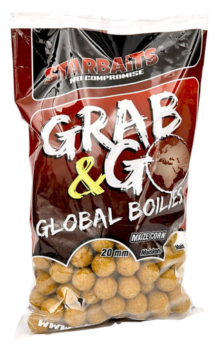 BOUILLETTE STARBAITS GRAB & GO MAIS CORN