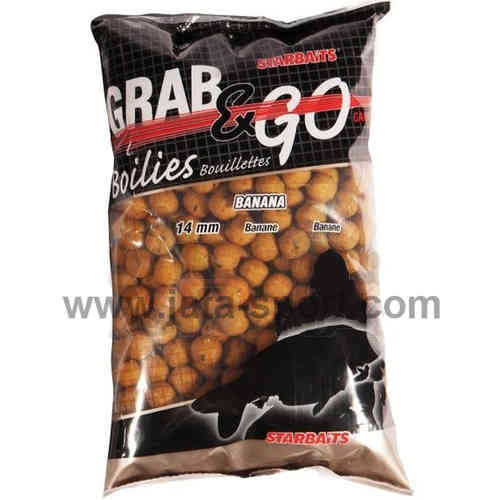 BOILIE STARBAITS GRAB & GO BANANA