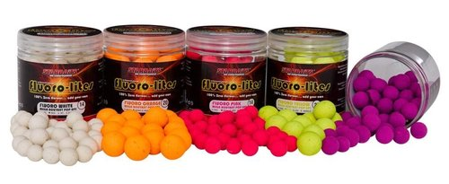 POP UP STARBAITS FLUORO LITE
