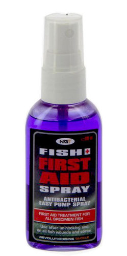 ANTISÉPTICO NGT FISH FIRST AID SPREY