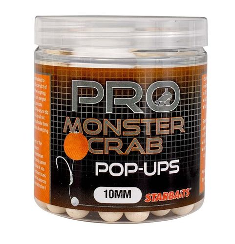 POP UP  STARBAITS PROBIOTIC MONSTER CRAB