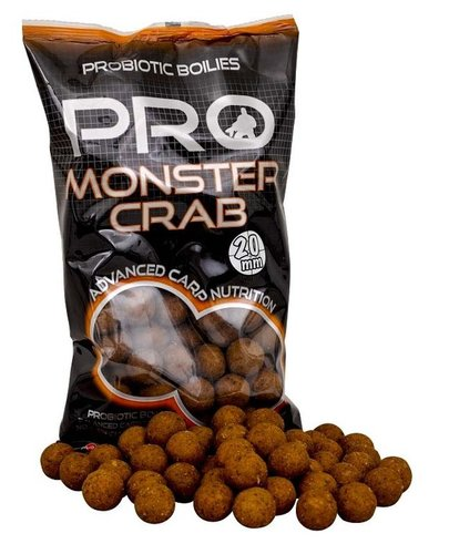 BOILIE STARBAITS PROBIOTIC MONSTERCRAB
