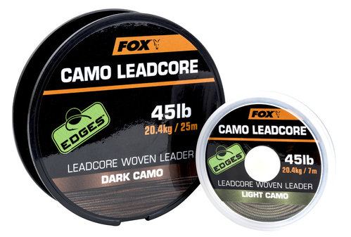 EDGES™ CAMO LEADCORE FOX