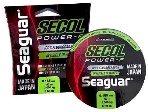 FLUOROCARBON COLMIC SEAGUAR SECOL POWER-F