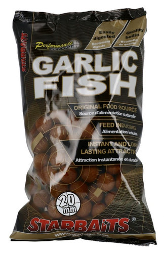 BOUIL PB CONCEPT GARLIC FISH STAR BAIT