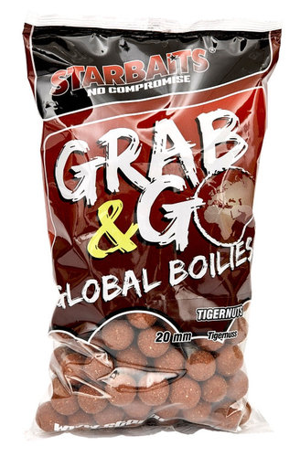 BOILIES STARBAITS GRAB & GO TIGERNUT