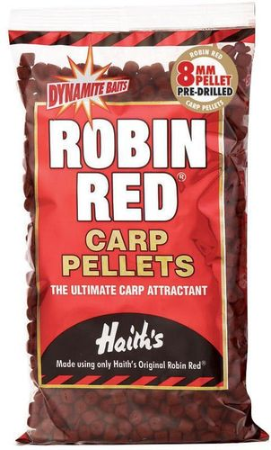 PELLETS DYNAMITE BAITS ROBIN RED - 900G
