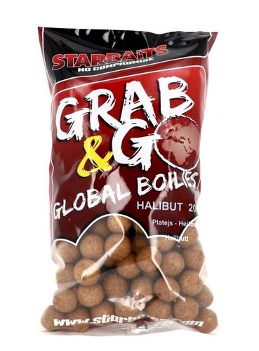 BOILIES STARBAITS GRAB & GO HALIBUT