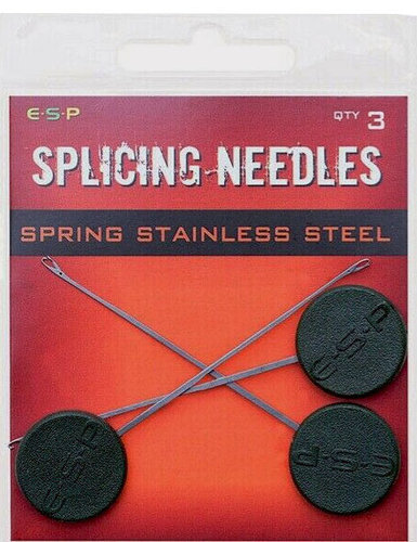 E.S.P.  SPLICING NEEDLES 3 pack